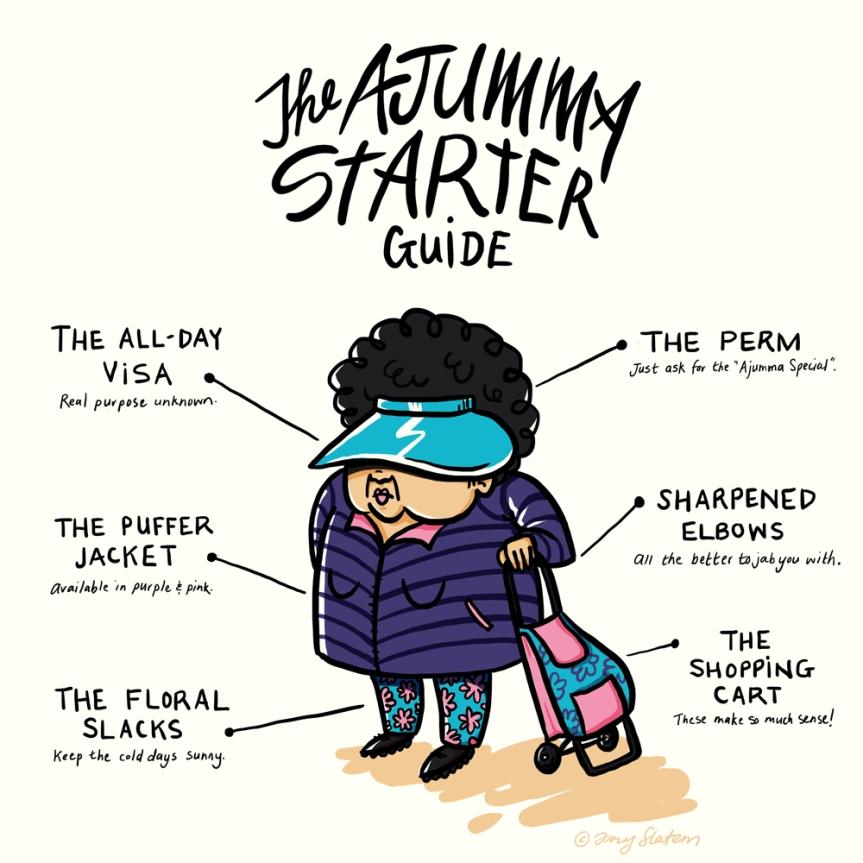 Ajumma-Starter-Guide